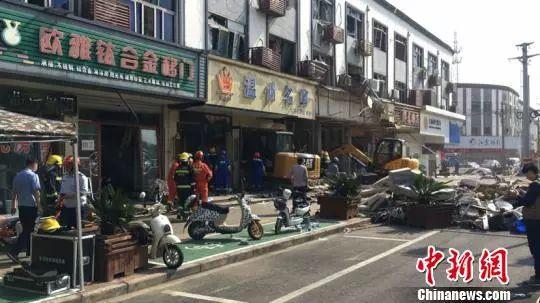 祈祷!江苏再次发生重大事故,死伤人数增加至102人